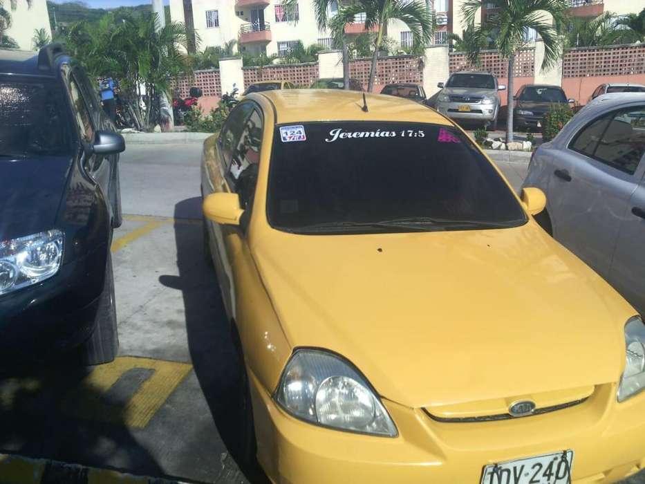 Taxi Kia Rio Modelo 2013 Oportunidad