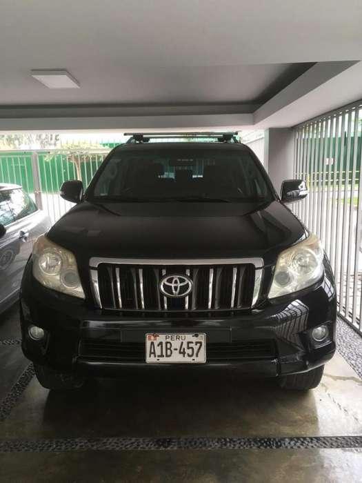 Toyota Land Cruiser Prado 2010 - 110000 km