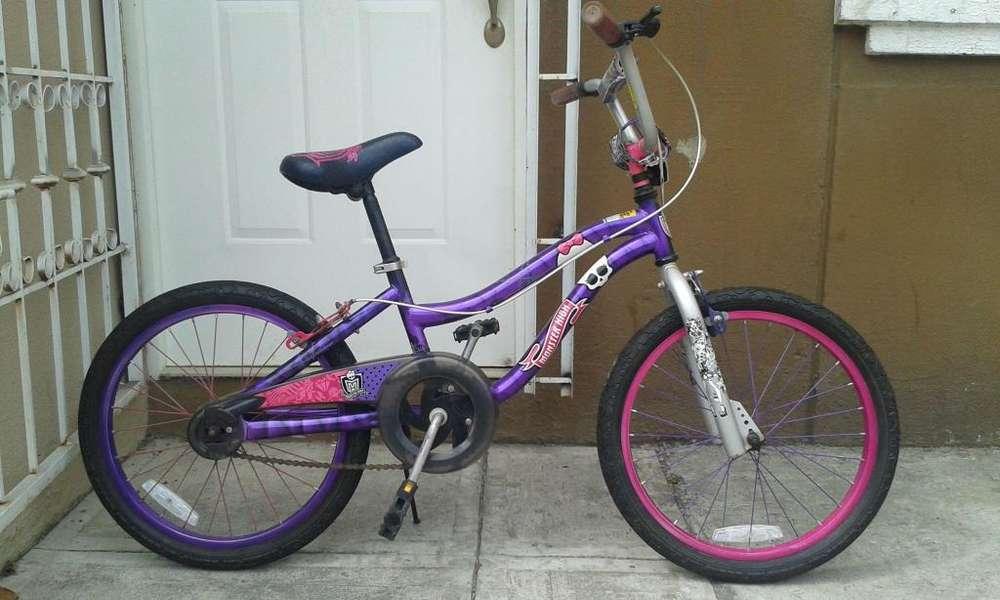 <strong>bicicleta</strong> De Niñas - Mattel Importada