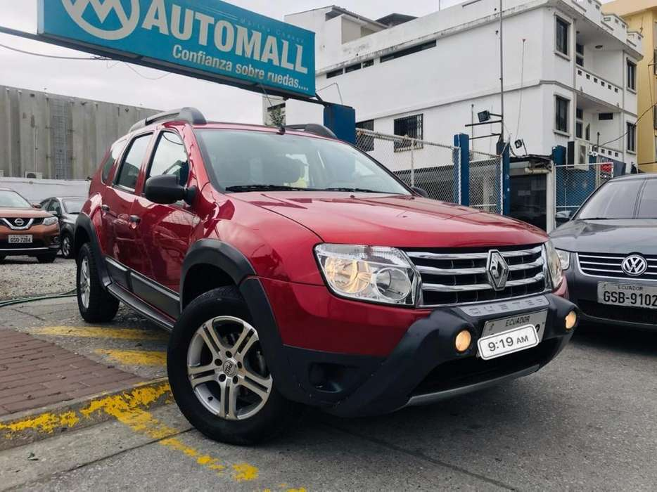 Renault Duster 2014 - 103000 km