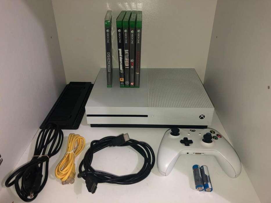XBOX ONE S VENDOCAMBIO