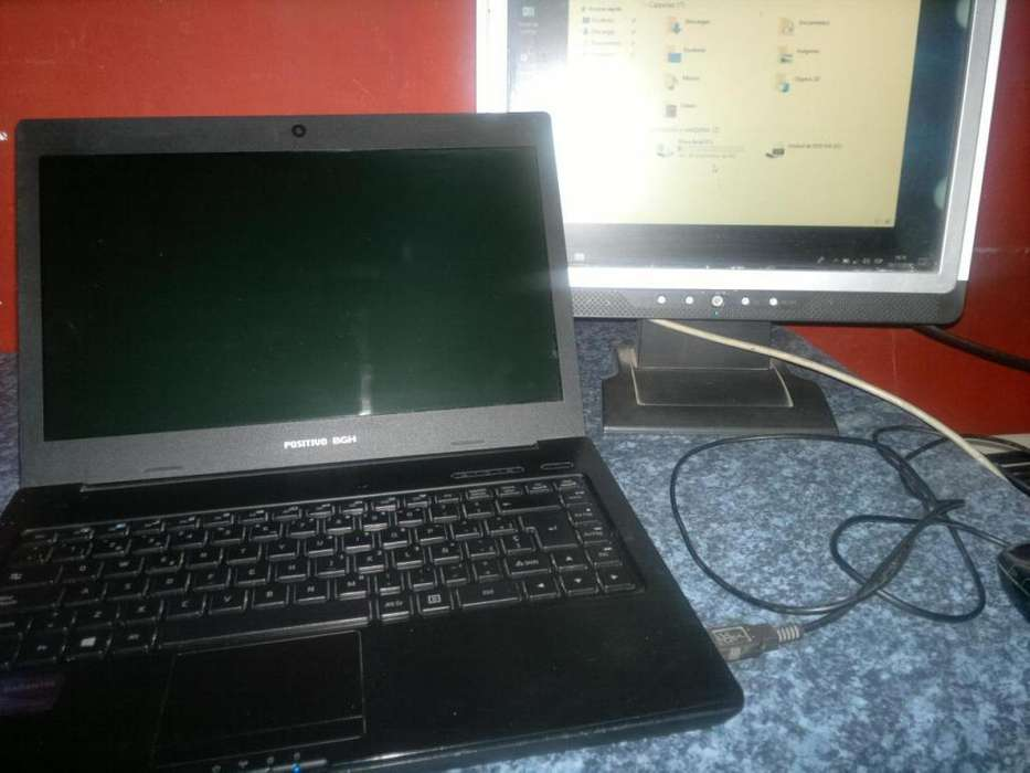 NOTEBOOK POSITIVO BGH C 560 INTEL CORE I 5 , 500 GB, 4 GB RAM NO FUNCIONA VIDEO