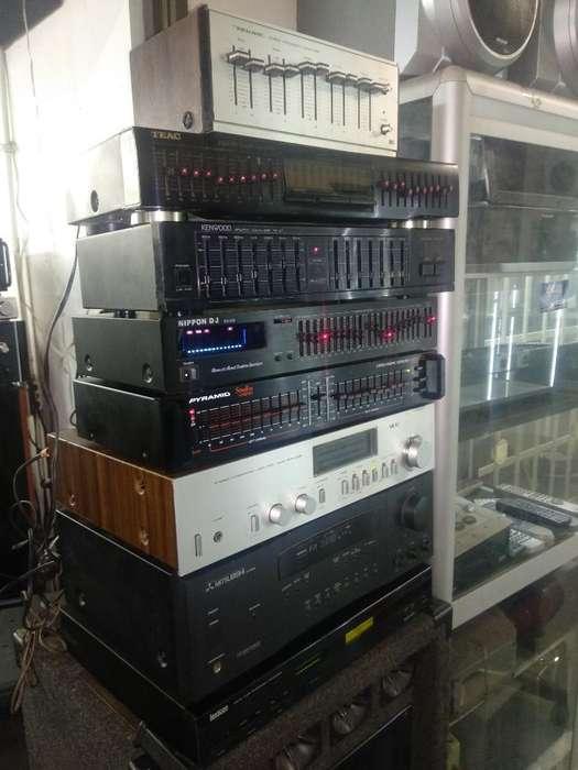 Ecualizadores Y Amplificadores
