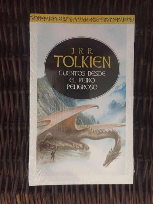 Libro J.R.R. Tolkien Cuentos Desde el Reino Peligroso