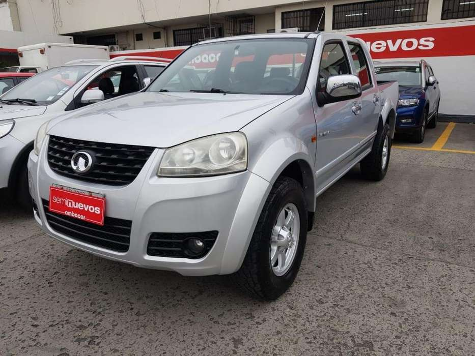 Great Wall Wingle 5 2013 - 228700 km