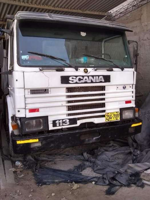 Remato Camión Scania