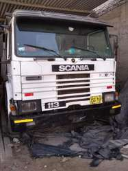 Remato Camión Scania