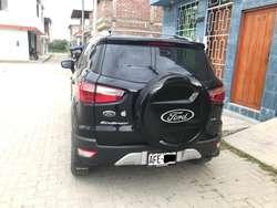 Vendo mi Carro por motivo de Viaje al extranjero, uso personal, Ford EcoSport