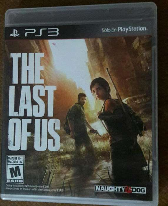 The Last Of Us para Play 3