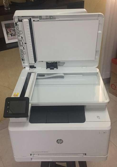 Vendo Impresora Color Laser Jet Pro Mfp