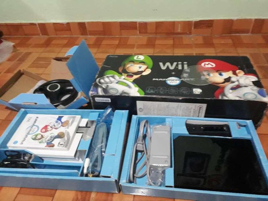 Se Vende Consola de Nintendo Wii