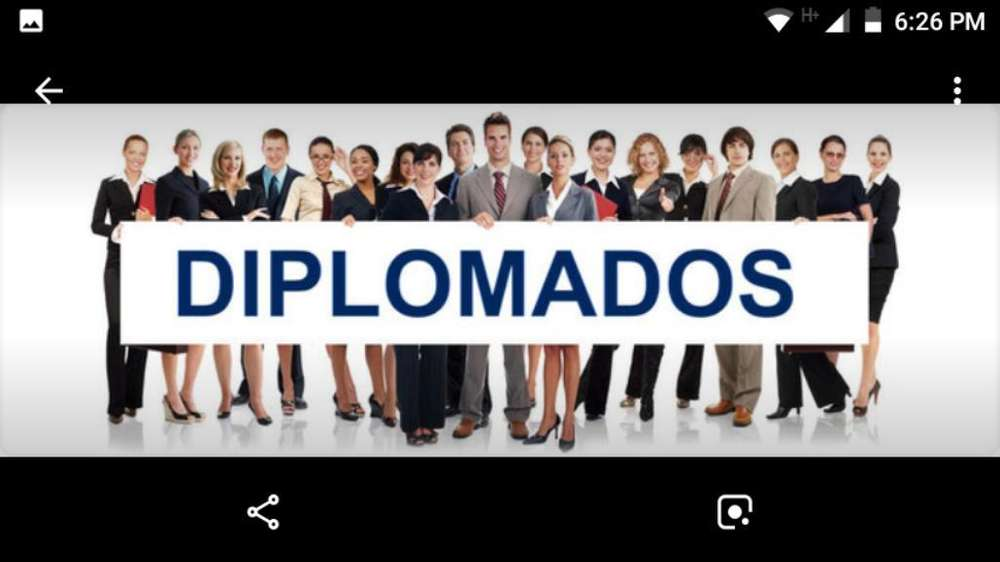 Diplomados Modalidad Distancia