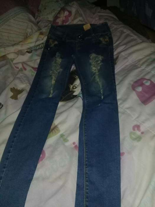 Pantalon de Mujer Talla 10
