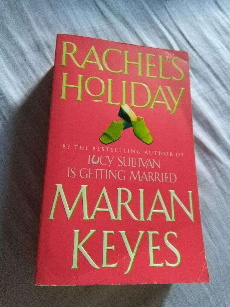 Rachel's Holiday . Mariana Keyes . Penguin Books 1997 en ingles novela