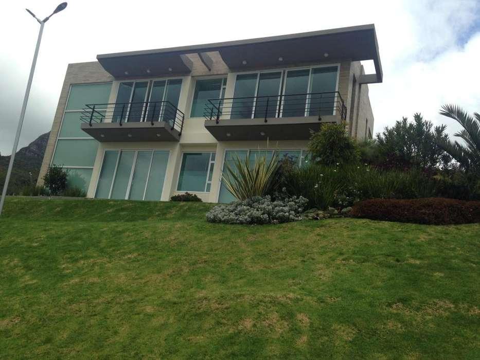 Casa campestre Condominio Acuarela Sopo