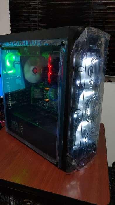 Cpu Gamer Diseño Core I7 7700 sin Gpu