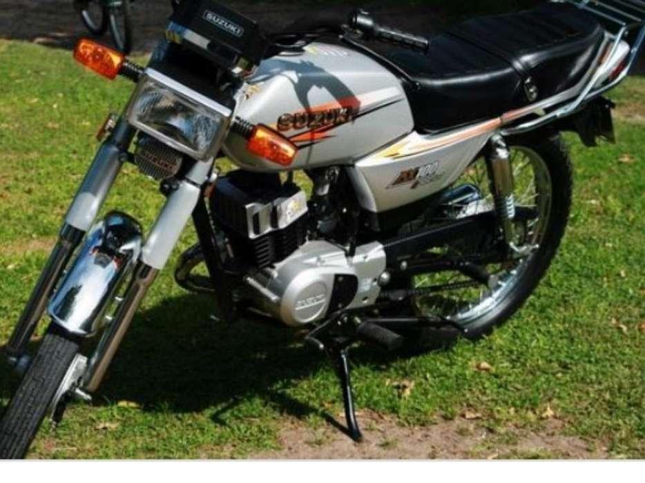 Moto <strong>suzuki</strong> Ax100