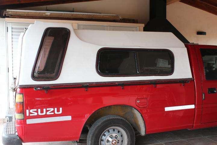 cupula para isuzu pick up cabina simple