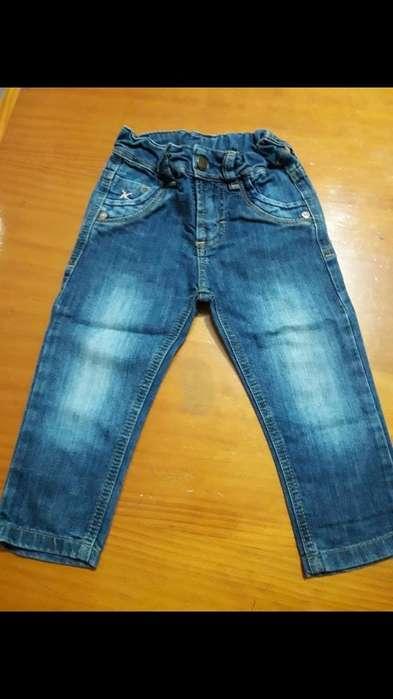 Jeans de Bebe Talle:2