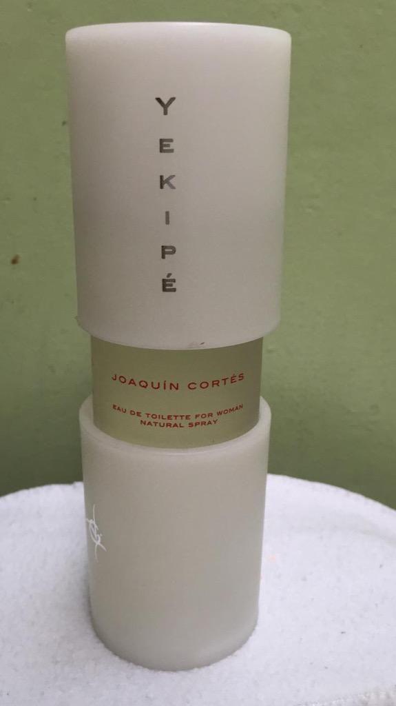 Perfume de mujer Joaquín Cortés-Yekipe