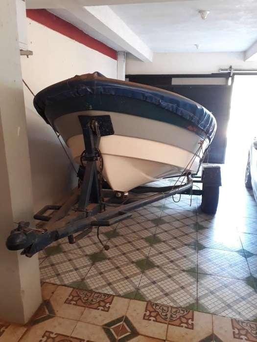Lancha Motor Mercury 40