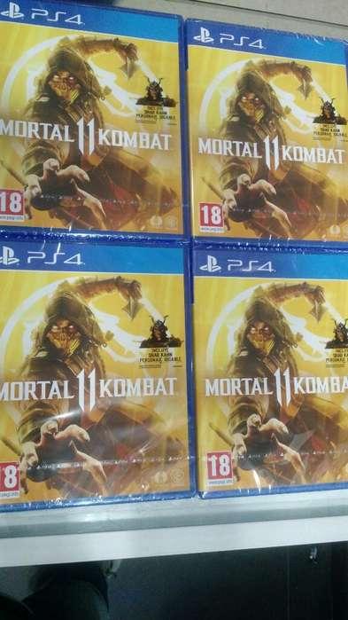 Mortal Kombat Ps4