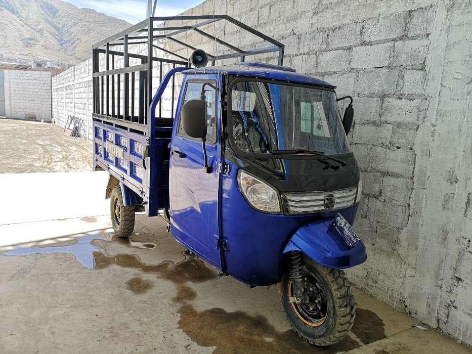 Motocarguero Pacífico Motor 300cc