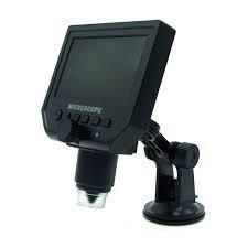 Microscopio de superficie LCD de 4.3 Usos en Electronica