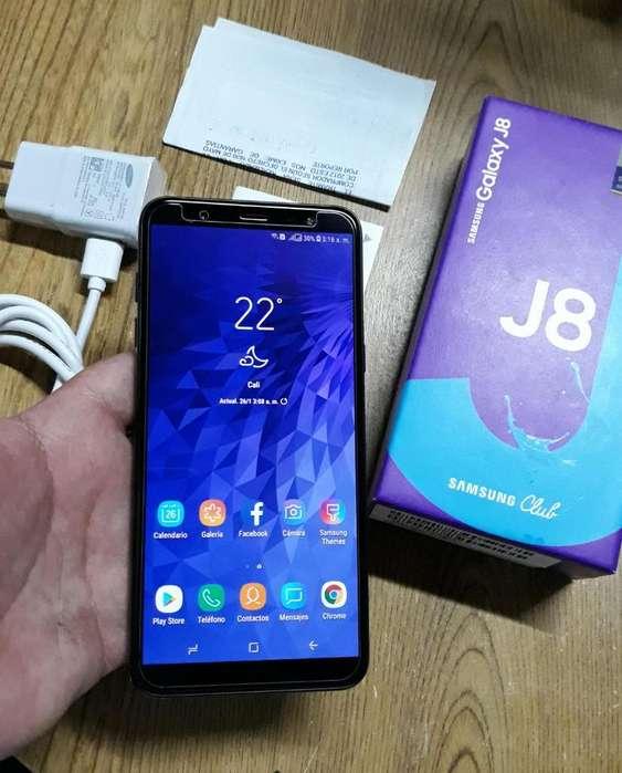 Samsung Galaxy J8 Full Recibo Celular