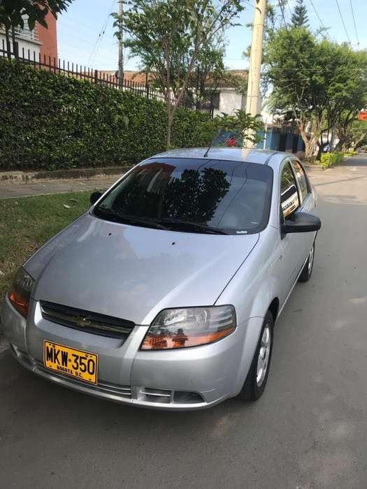 Chevrolet Aveo 2012 - 80000 km