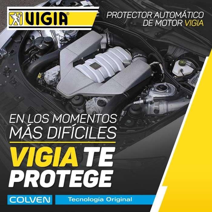 Vigia Protector Automatico de <strong>motores</strong>