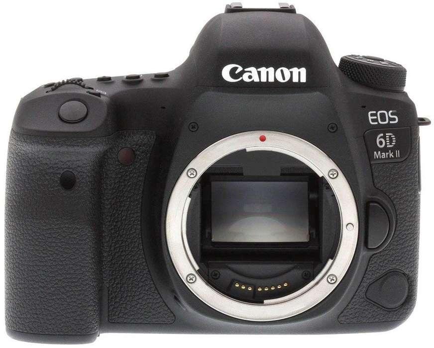 canon EOS 6D mark ll