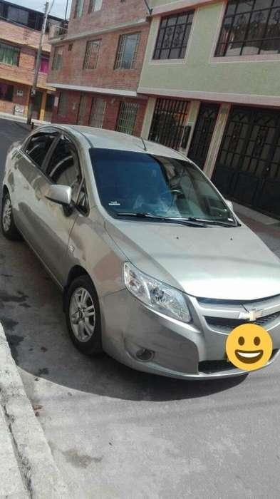 Chevrolet Sail 2013 - 88000 km