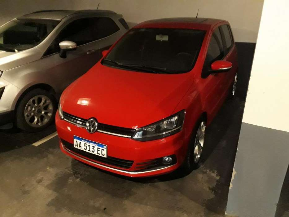 Volkswagen Fox 2016 - 13500 km