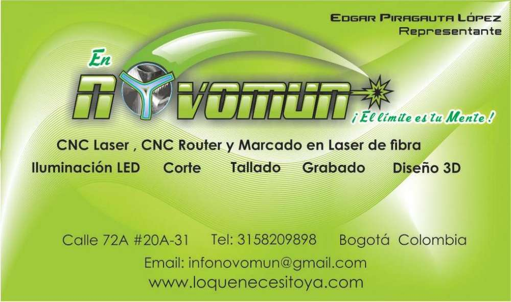 Servicio de router CNC, corte laser, grabado en laser, tallado, diseño 2D y 3D