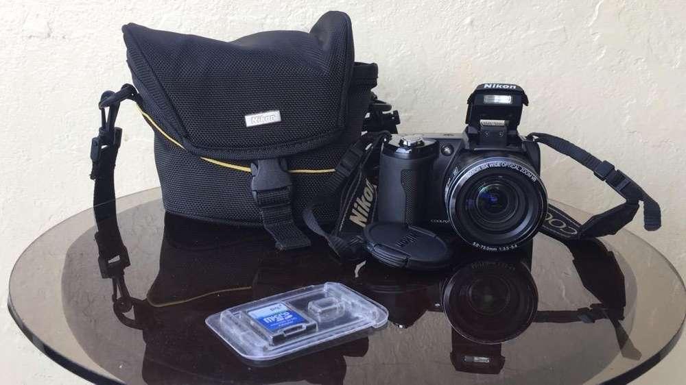 Camara Nikon L110