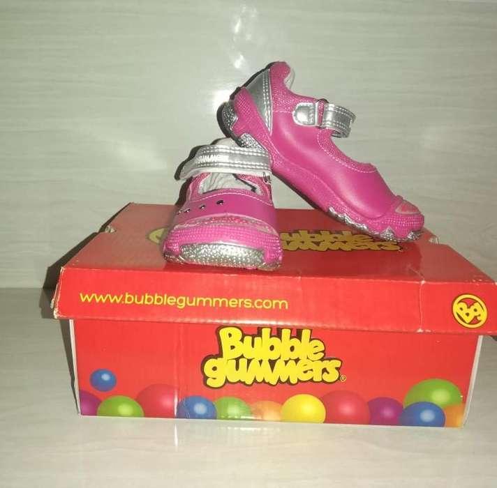 Zapatos bubble gummers para niña
