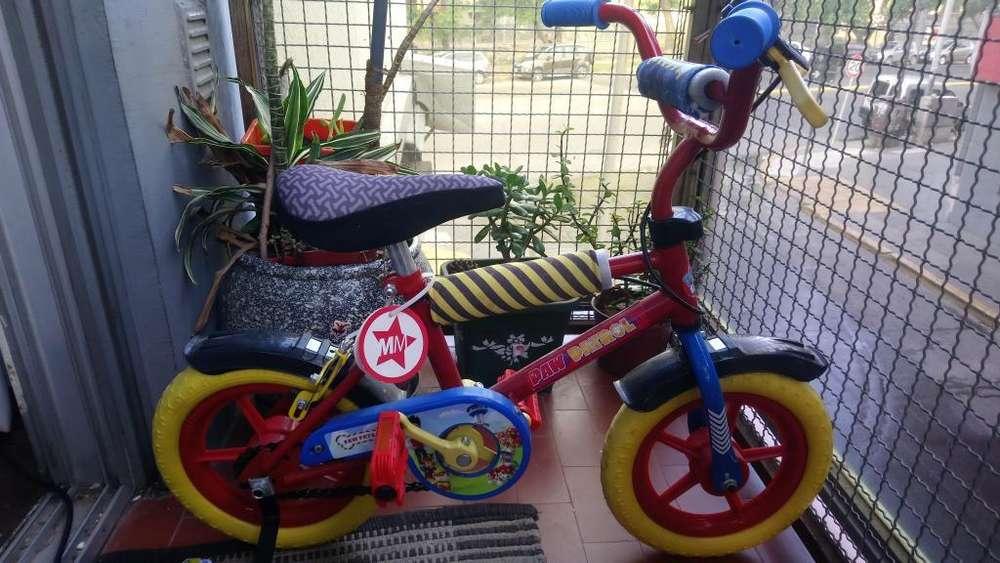 Bicicleta Rodado 12