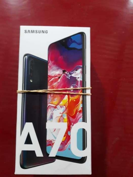 Liquido A70 Original Samsung Nuevo