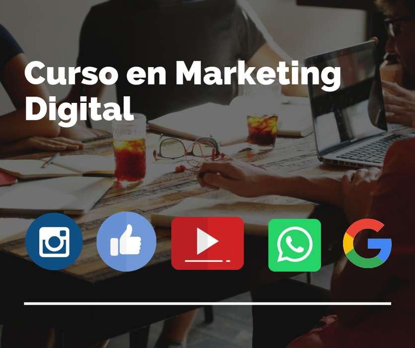 Curso personalizado en Marketing Digital