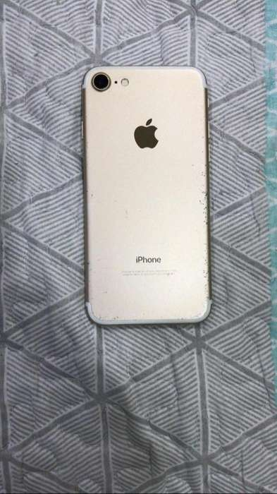 iPhone 7 de 128Gb Dorado