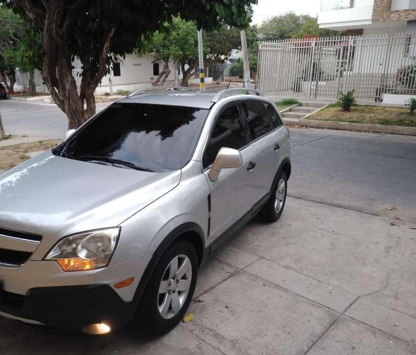 Chevrolet Captiva 2011 - 117000 km