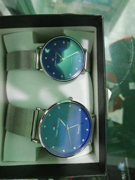 Reloj Tommy Hilfiger Hombre Y Mujer