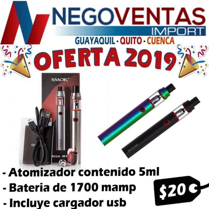 CIGARRILLO ELECTRONICO VAPEADOR SMOK ISTICK M17