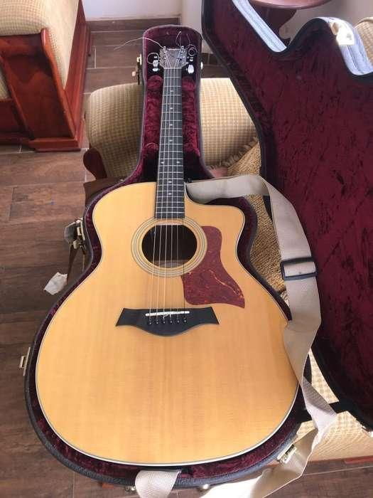 Guitarra Electroacustica Taylor