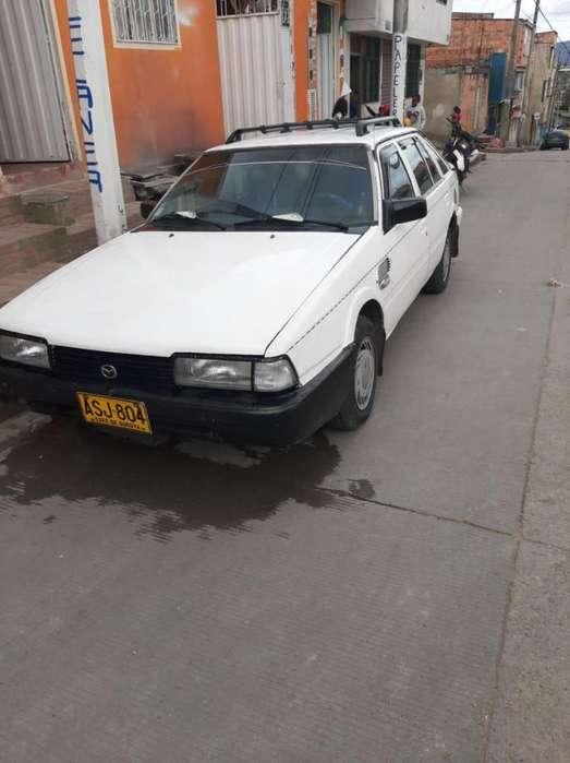 Mazda 626 1986 - 100 km