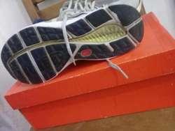 Zapatillas Nike Lunarlon Talle 43 10 US 28 CM