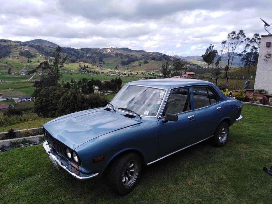Mazda 626 1973 - 123 km