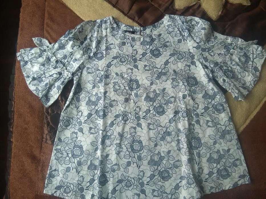 Blusa Nueva para Embarazada Talla S grande