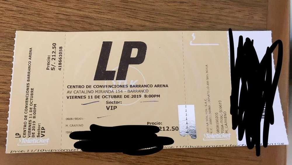 Lp (Laura Pergolizzi) Vip